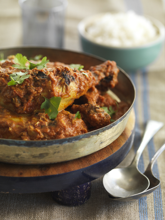 Easy Butter Chicken Delhi-Style