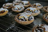 Christmas Star Tarts